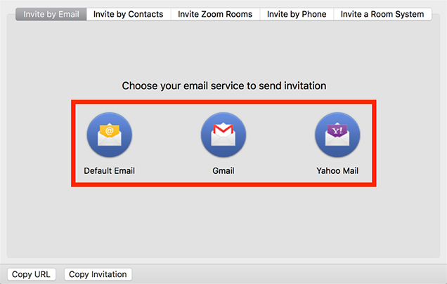 How Do I Invite Others To Join A Meeting Zoom Help Center
