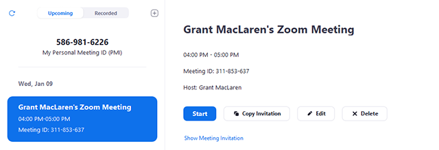 How Do I Invite Others To Join a Meeting? – Zoom Help Center