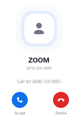 Making and Receiving Calls – Zoom Help Center