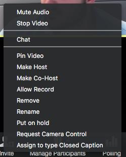 Far End Camera Control – Zoom Help Center