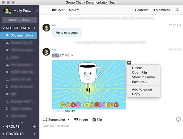 zoom messenger download
