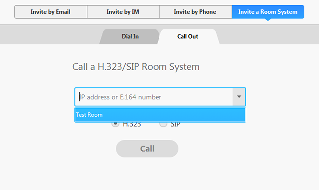 H 323/SIP Room Connector Call-out – Zoom Help Center