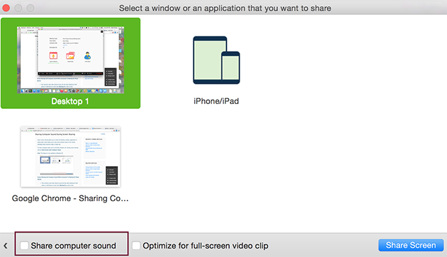 Wireless Screen Share With share zoom us – Zoom Help Center