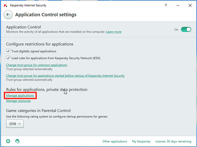 Allow Camera and Microphone Access in Kaspersky – Zoom Help Center