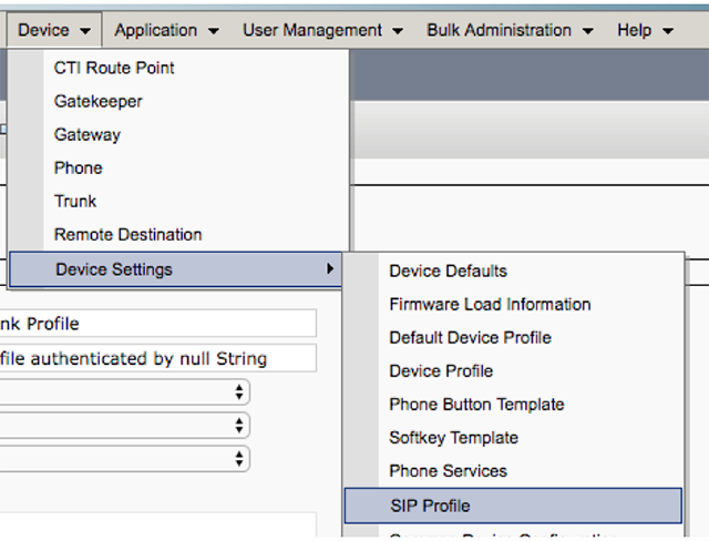 Setting Up Cisco Unified Communications Manager (CUCM) with