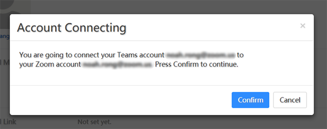 Using the Microsoft Teams Integration – Zoom Help Center