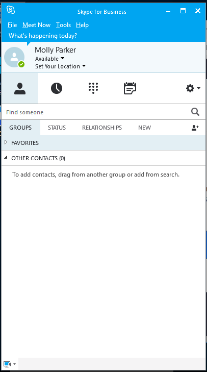Zoom Skype for Business (Lync) Plugin – Zoom Help Center