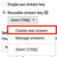 Streaming a Webinar on YouTube Live – Zoom Help Center