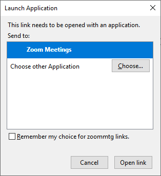 Zoom Launcher Plugin – Zoom Help Center