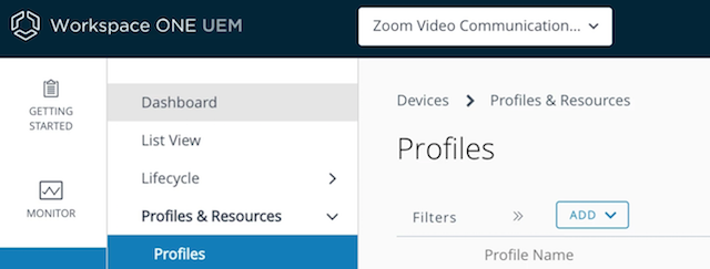 Using MDM for Zoom Rooms with Mac OS 10 14 Mojave – Zoom Help Center